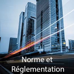 Norme et réglementation