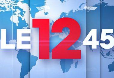 LE SYSTEJECT 03 ® DANS LE JOURNAL 12-45 DE M6